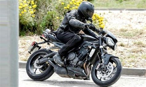 Triumph Motorrad Z Rich by New Triumph Street Triple 2017 Teaser Video Revealed Gets