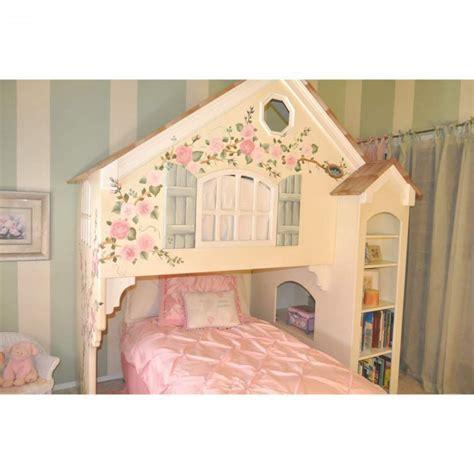 dollhouse headboard dollhouse loft bed creme de la fleur