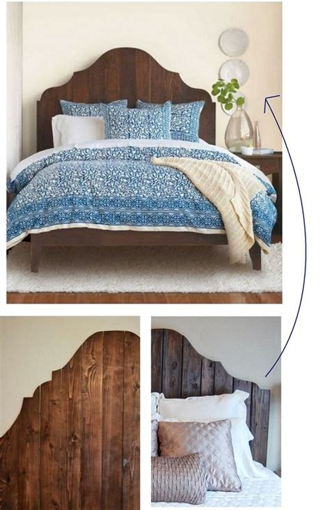 Fabric And Wood Headboards by 25 Best Ideas About Bed Headboard On