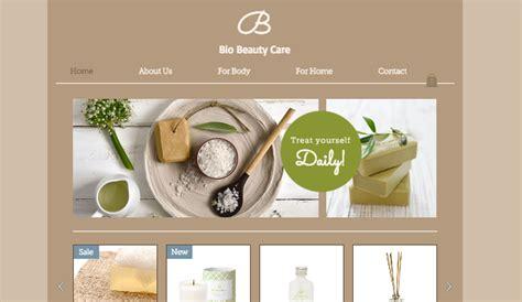 health beauty website templates online store wix beauty care wix template wix online store template