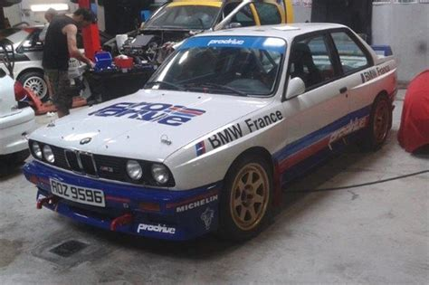 bmw rally racecarsdirect com prodrive bmw a m3 rally car