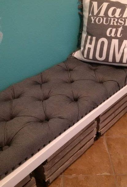 diy tufted bed bench best 25 tufted bench ideas on create button