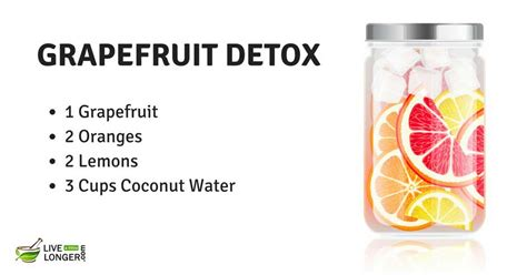 Detox Procedure by 21 Best Detox Water Recipes For Weight Loss Cleansing In
