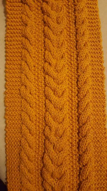 faux cable scarf in lion brand wool ease thick quick 1000 images about knit crochet for men on pinterest