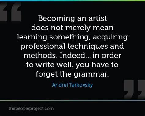 Stalker Tarkovsky Quotes
