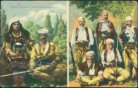 The Ottomans Org File Albanian Insurgents In The Ottoman Empire Jpg Wikimedia Commons