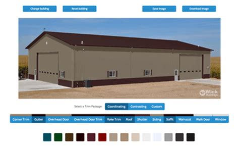 building color schemes select colors for your building different styles