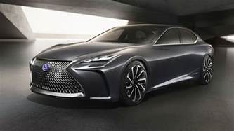 2017 lexus ls 460 f sport hd car pictures wallpapers