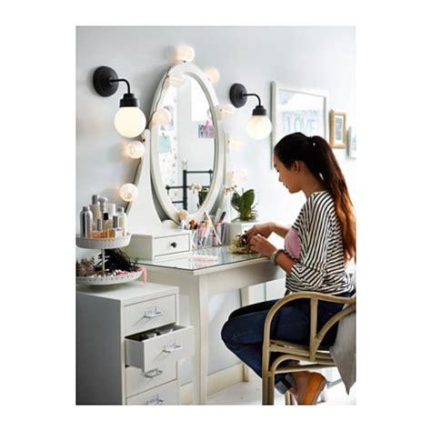 hemnes dressing table with mirror hemnes dressing table with mirror white 100x50 cm ikea
