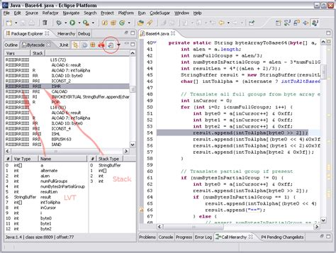 Bytecode Outline Plugin For Eclipse by Bytecode Outline Plugin For Eclipse Exles