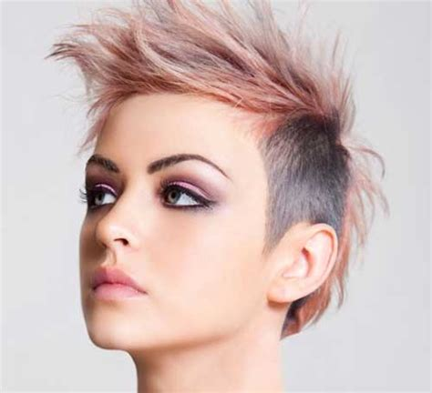 pixie punky cuts 20 best punky short haircuts short hairstyles 2017