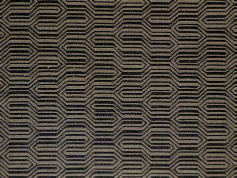 pattern black burnish geometric upholstery fabric