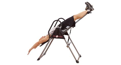 exercising on an inversion table small tips