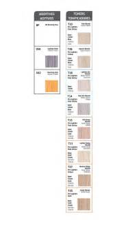 wella color charm chart 1000 ideas about wella color charm toner on
