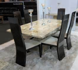 Marble Top Dining Room Table Sets Marble Top Dining Room Table Dining Room Table Sets