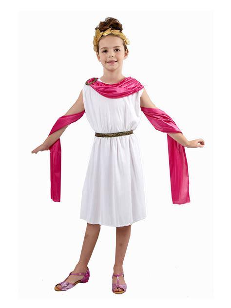 Stylish Costume Of The Day Goddess by Goddess Athena Toga Book Week