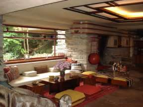 Falling Water Interior by Falling Water Frank Lloyd Wright S Masterpiece