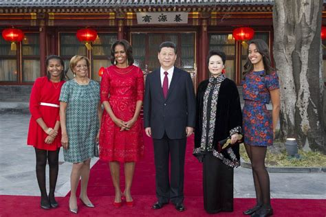 the first ladys trip to china the white house us first lady shows character during maiden visit to china