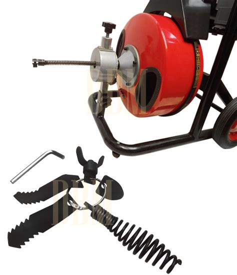 50 Foot Snake Plumbing by Electric Snake Drain Auger Specs Price Release Date