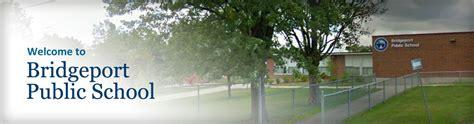 Bridgeport School Calendar Bridgeport School