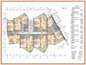 architectural plans sea grace apartments for sale in bulgaria