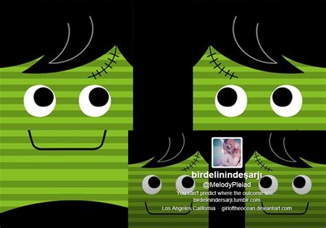 halloween layout for twitter halloween twitter tag background by girloftheocean on