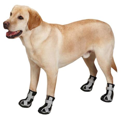 boots for dogs guardian gear nordic trek boots gray pinx pets