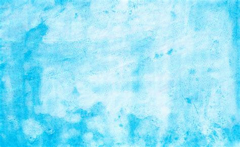 4 grungy bright colored blue watercolor on napkin textures