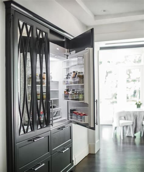 Get That Designer Fridge Look For A Tenner by 25 Best Ideas About Subzero Refrigerator On