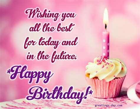 Happy Birthday for Girl   Free Pics and Ecards.
