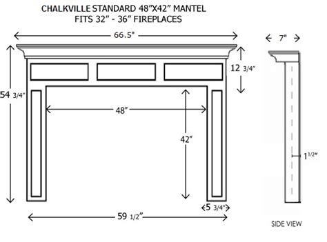 Open Fireplace Dimensions by Wood Mantels For Fireplaces Standard Size Chalkville