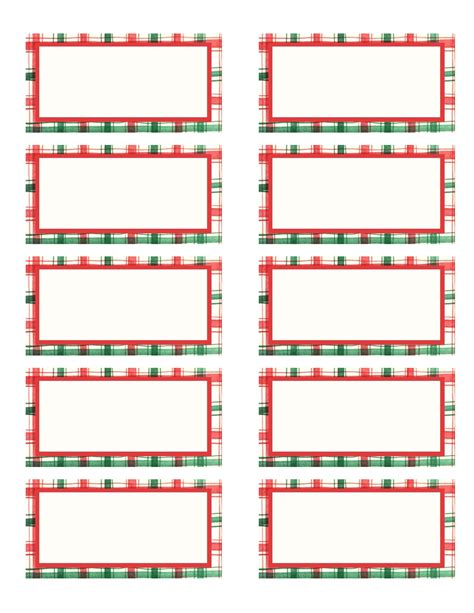 avery printable christmas address labels 6 best images of printable christmas labels on avery