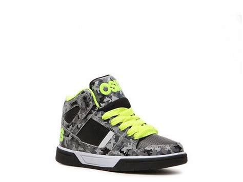 osiris shoes boys osiris jaw boys youth skate shoe dsw