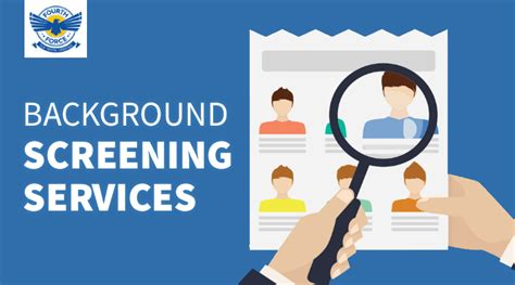 Service Background Check Companies Background Checks Employment Screening Services Infographics Background Checks