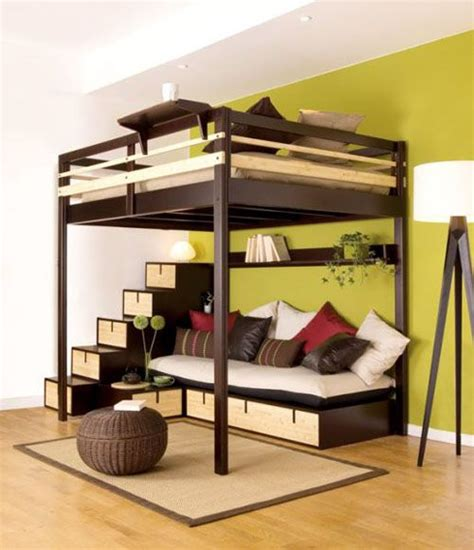 best 25 modern lofts ideas on pinterest modern loft elevated bed frame smart furniture