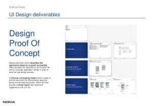 Proof Of Concept Template by Design Template