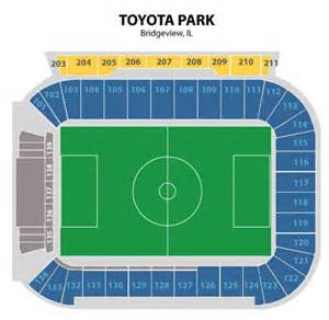 Toyota Park Seating Toyota Park Seating Chart Toyota Park Tickets Toyota