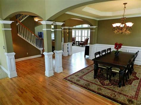 open floor plans with basement home spotlight open floor plan finished basement 3 car