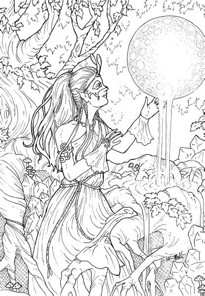 fantastrix coloring book called grown ups ellen million kickstarter