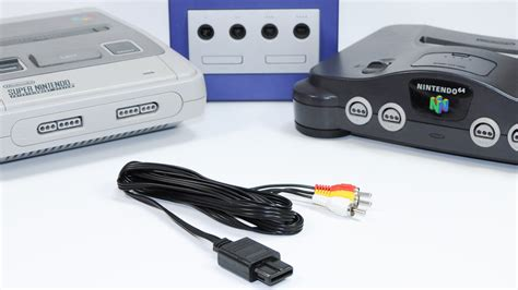 nintendo gaming console how to connect consoles to your tv nes snes