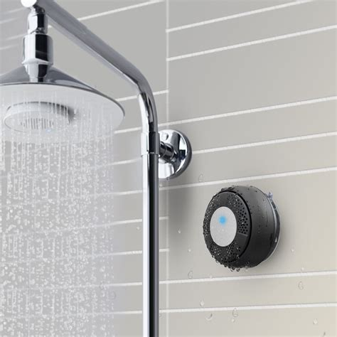 bluetooth speakers bathroom waterproof bluetooth shower speaker mytop10bestsellers