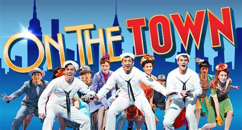 Giveaway: On the Town on Broadway   The Culture Mom
