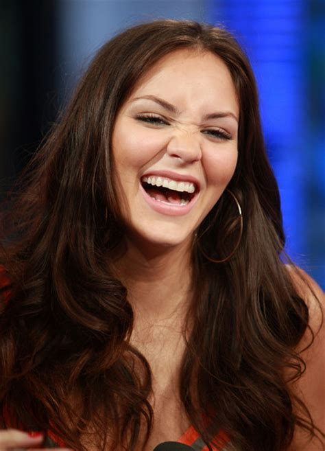 house bunny cast katharine mcphee in mtv quot trl quot presents the cast of quot the house bunny quot zimbio