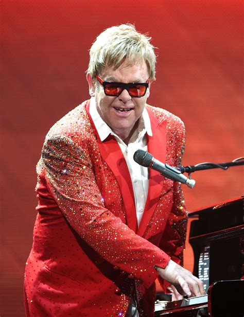 elton new years elton performs his new year s concert in