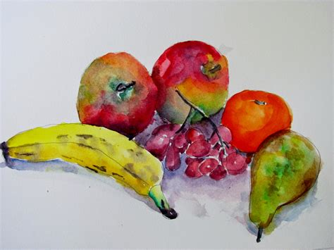 fruit or vegetable the watercolour log avon valley artists fruit or