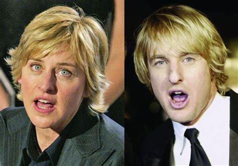 emma watson richard dawkins male and female celebrities who totally look alike