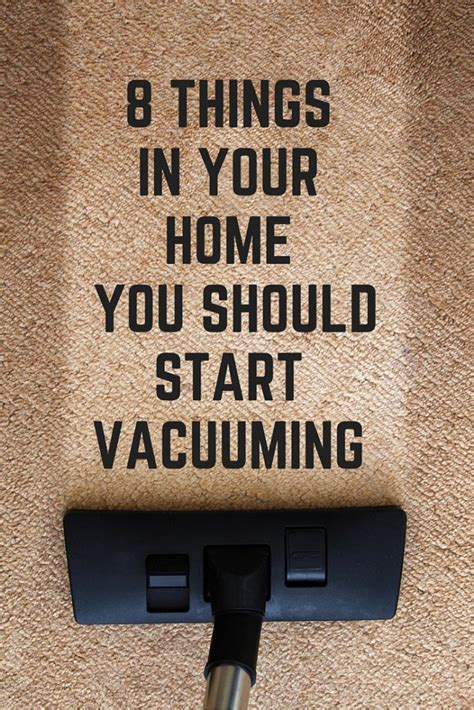 what to put in the middle of your kitchen table 8 things in your home you should start vacuuming wasatch