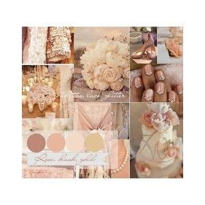 DUSTY TEAL WEDDING THEMES   Blush, Dusty Rose, Peach