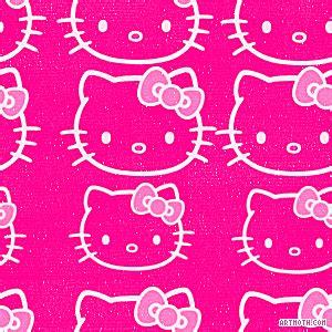 wallpaper hello kitty design pink hello kitty wallpapers