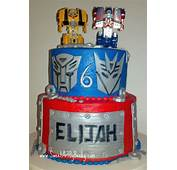 Southern Blue Celebrations Transformer Cake Cupcake And